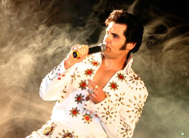 """Divulgados os novos postos de venda para o show """"Elvis Cover Brasil"""""""