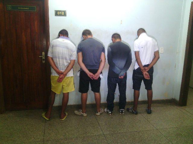 Sequestrador de Bispo é preso com assaltantes