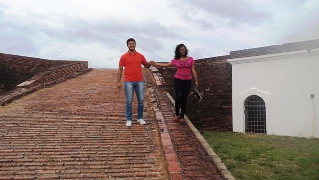 Com 40 mil visitantes em 7 meses, Fortaleza passará por revitalização