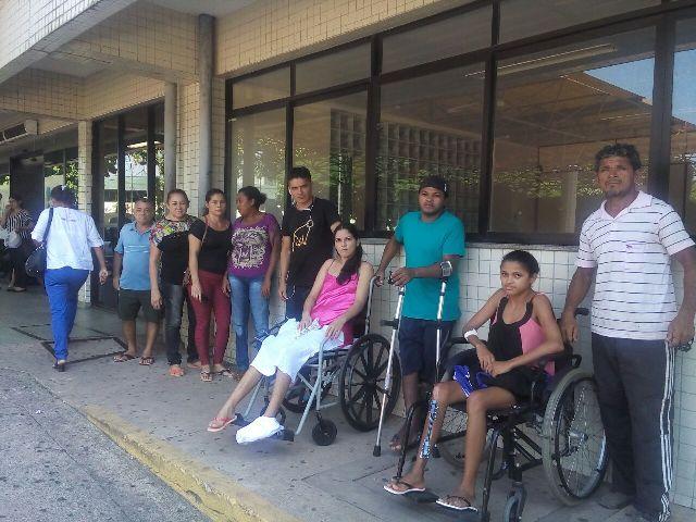 Pacientes esperam por cirurgia há mais de dois meses