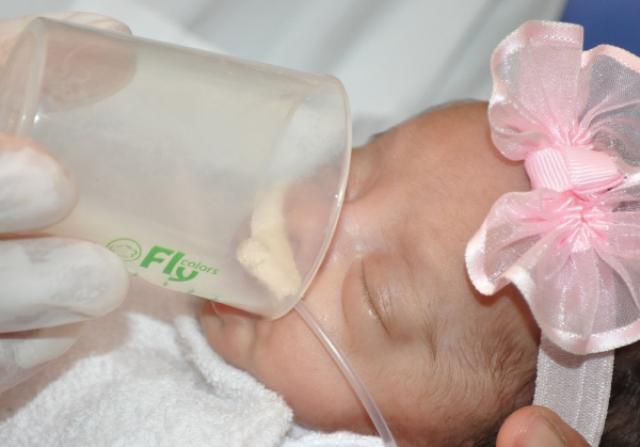 Banco de leite precisa de novas doadoras