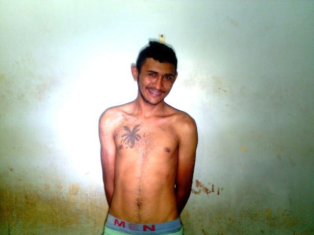 """""""Uma hora a gente tem que se ajeitar"""", diz bandido preso pela 3ª vez em 1 mês"""