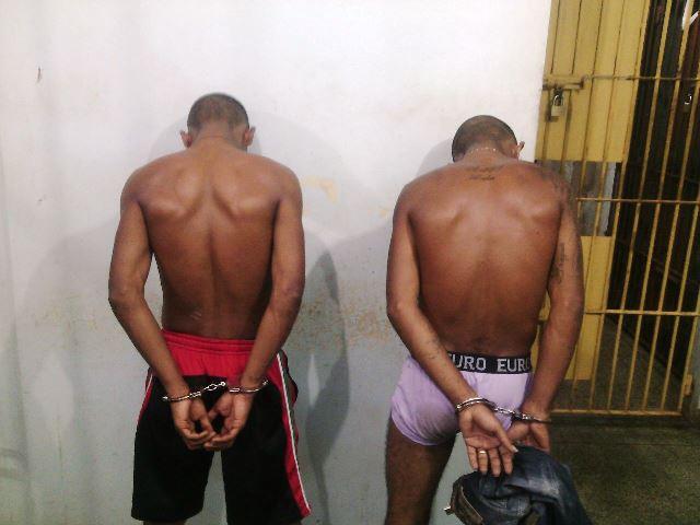 Polícia volta a apreender drogas no Conjunto São José