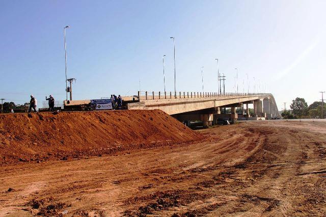 Ponte do Matapi fica pronta em outubro, diz Setrap