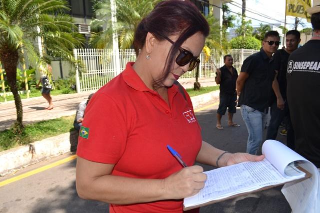 Abaixo-assinado pede segurança nas escolas