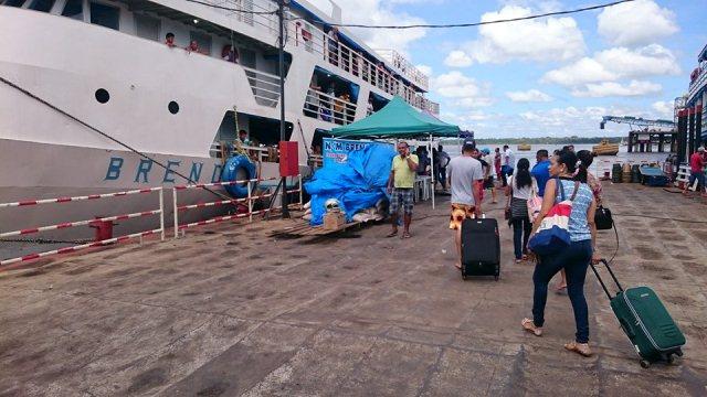 Procon fiscaliza serviços oferecidos em navios que vão para Belém