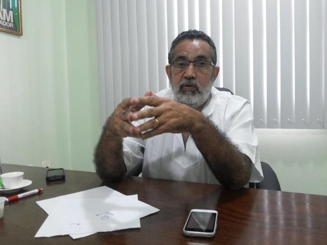 Gilvam diz que perdeu votos após ação do MPE