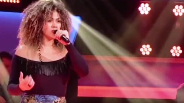 """""""Quero tocar as pessoas"""", diz 1ª amapaense classificada no The Voice"""
