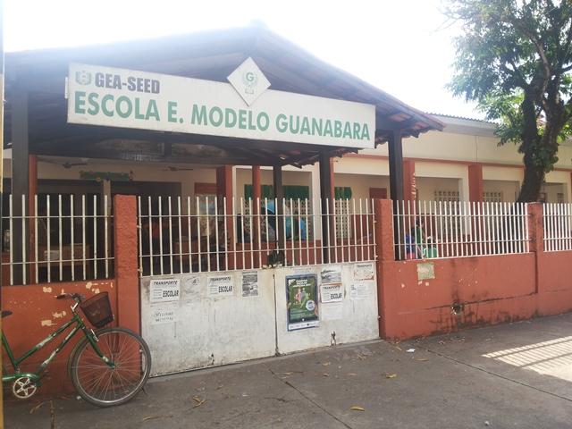 Escola Modelo é furtada pela terceira vez