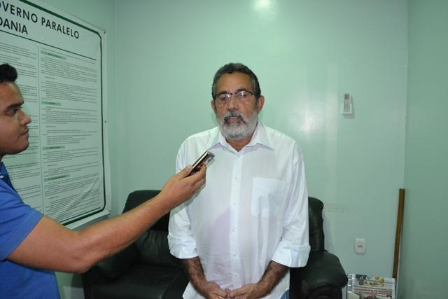 """Gilvam atribui derrota a """"fenômeno de abstenções"""""""