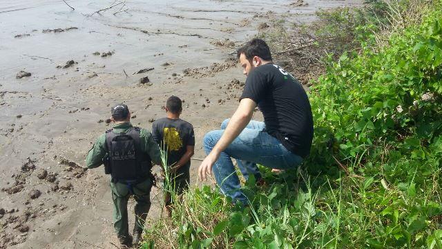Adolescente indica local onde deixou corpo de comerciante