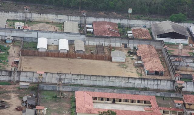 Iapen retoma construção de pavilhões de segurança máxima