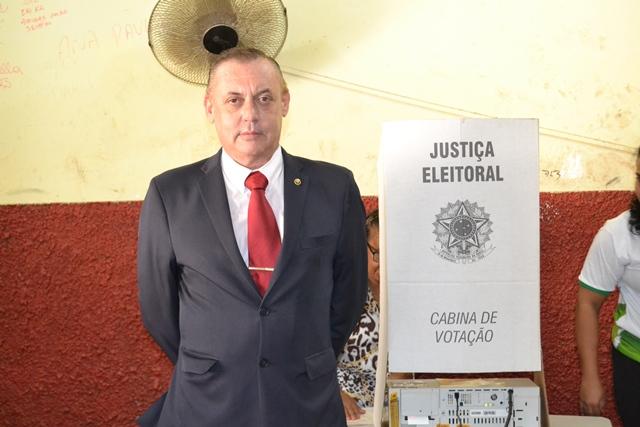 """""""Eleitor está desacreditado"""", avalia juiz sobre votos nulos e brancos"""