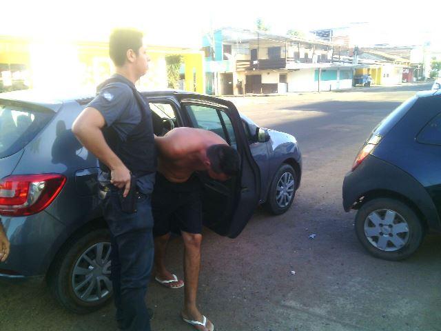 EXCLUSIVO: Lavador do carros é preso pelo assassinato da ex-esposa