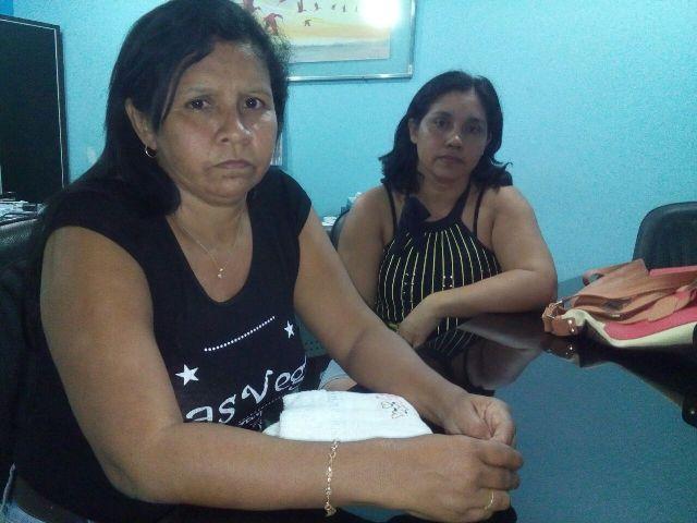 Parentes de comerciante morto acompanham prisão do assassino