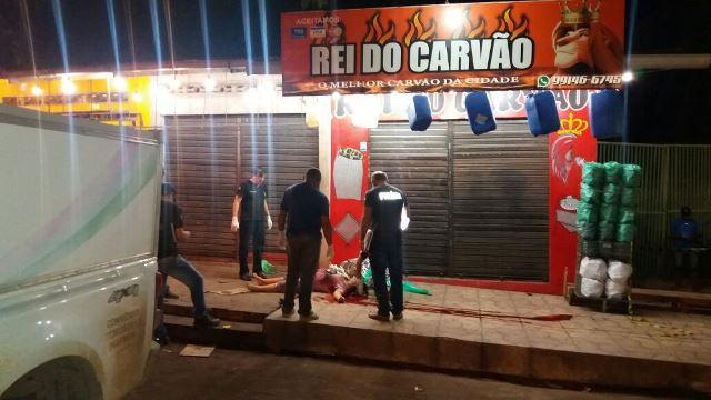 Comerciante é morta em briga por estacionamento