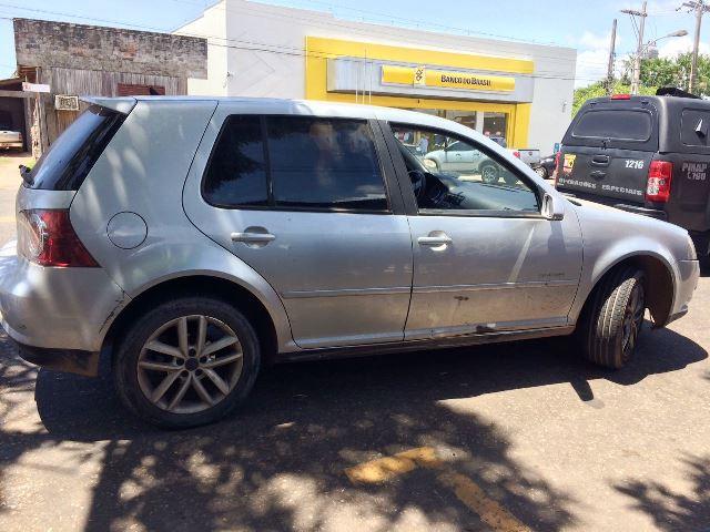 Carro roubado em Goiás circulava em Macapá