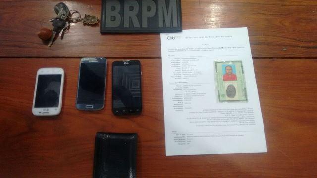 Acusado vendia celular rastreado pela Polícia Civil
