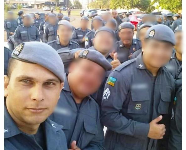 Sargento da PM é baleado por traficante