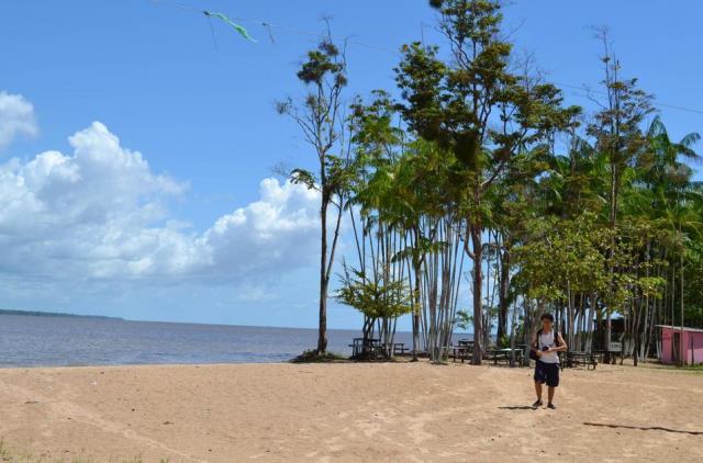 Estudo identifica 33 praias no Amapá