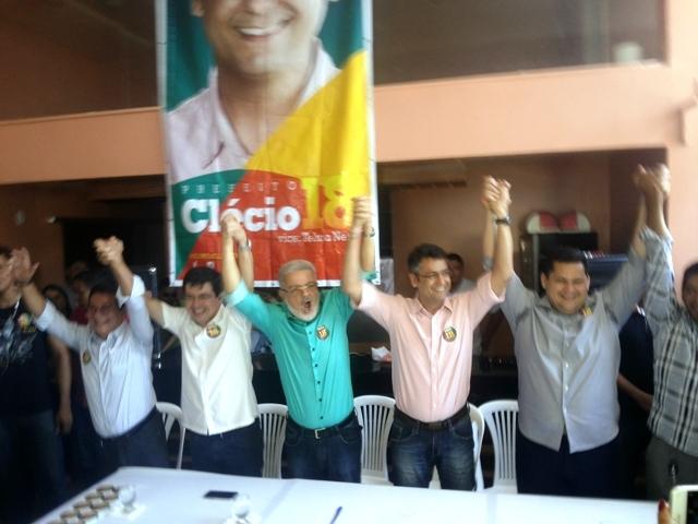 """""""Não havia outro caminho"""", diz Promotor Moisés ao anunciar apoio a Clécio"""