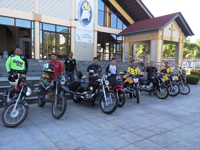 Romaria de Motociclistas terá novo trajeto