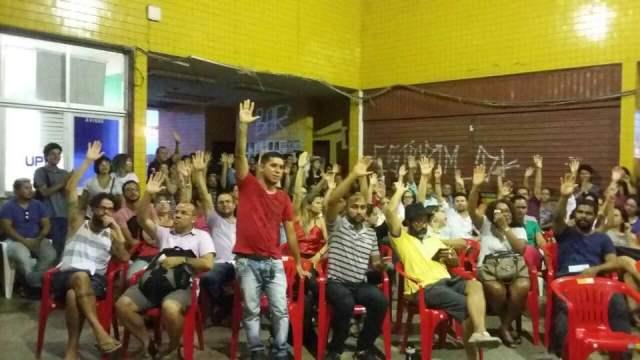 Unifap adere à greve nacional