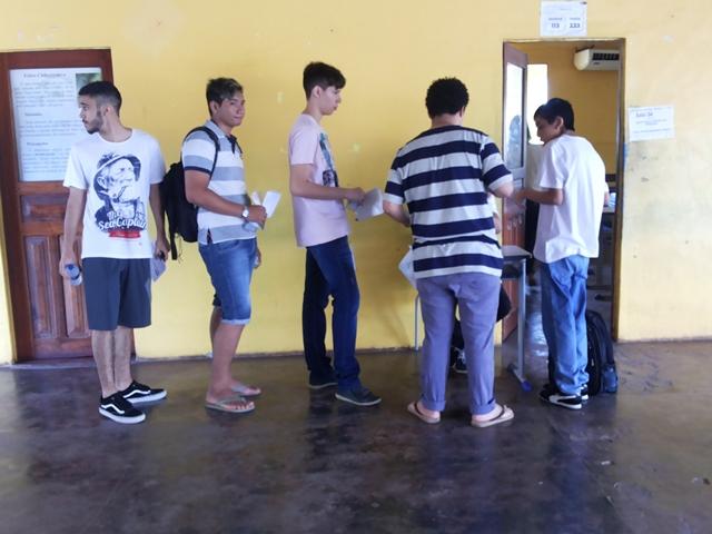 Nervosismo domina candidatos ao Enem no Amapá