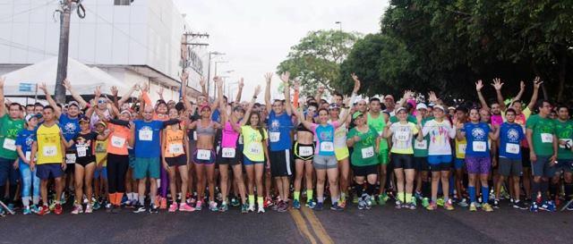 Corrida Contra o Câncer é sucesso de público