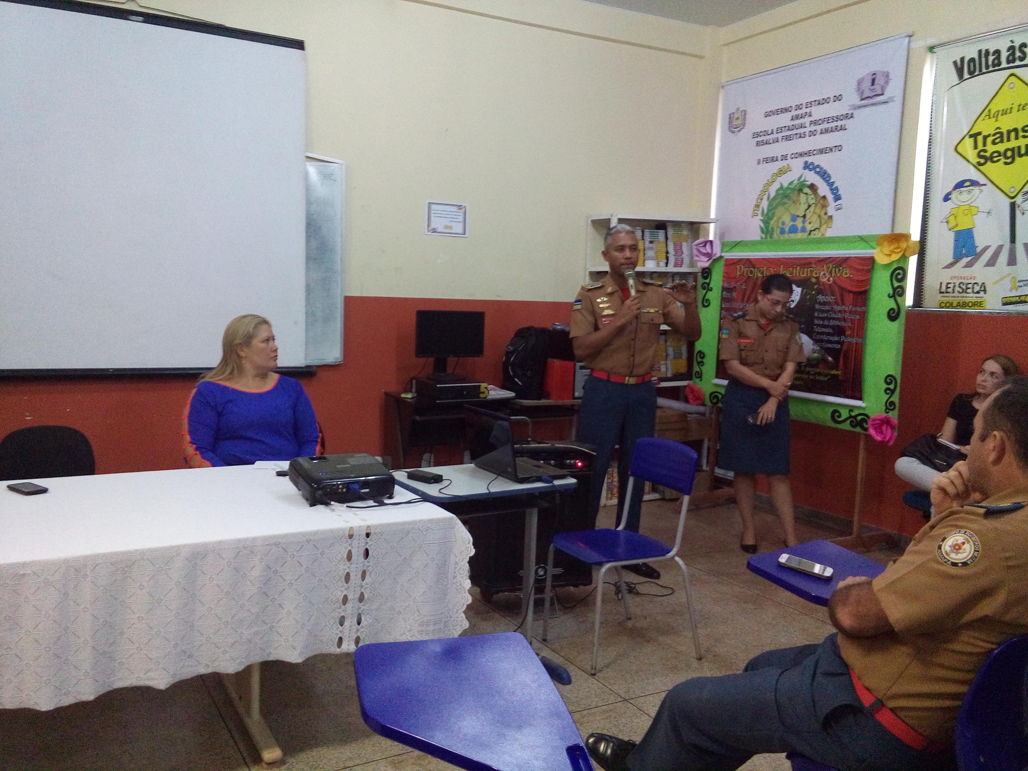 Audiência discute implantação de escola militar na Zona Norte