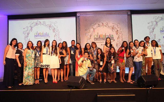 Amapaense é finalista da Olimpíada de Língua Portuguesa