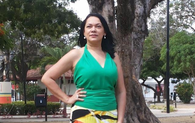 O cantor amapaense tem que buscar mais, diz Patrícia Bastos