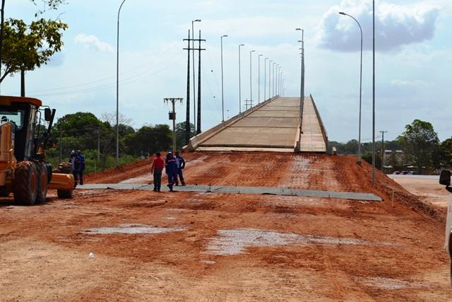 GEA anuncia inauguração da ponte sobre o Rio Matapi
