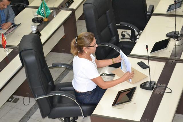 Telma Gurgel assume mandato na Alap