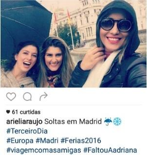 Patrícia Ferraz fala sobre selfie polêmica