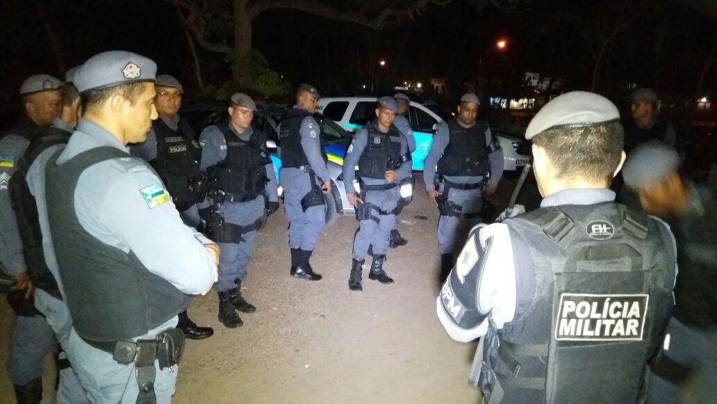 Operação da PM no Marabaixo tenta frear onda de roubos