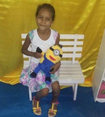 Raptada pelo pai, menina está desaparecida há 4 dias