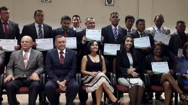 Vereadores e prefeita são diplomados em Oiapoque