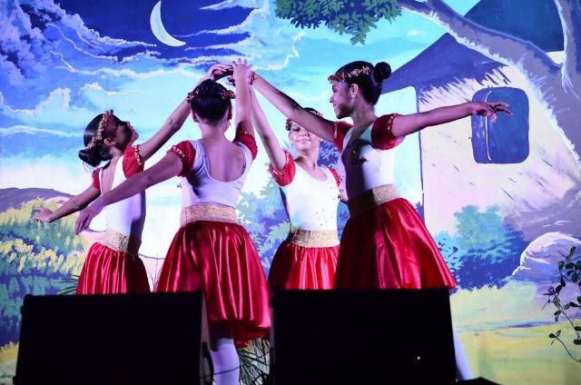 Espetáculo natalino tem 3ª edição no Bairro do Trem
