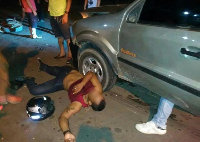 """""""Pura cachaça"""", diz motorista revoltado após acidente; OUÇA"""