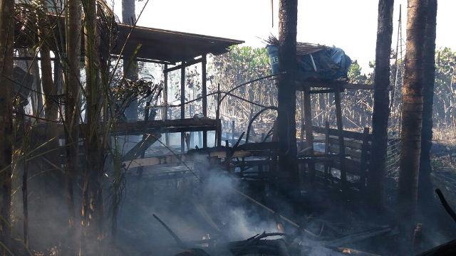 96 horas de incêndio no Pantanal