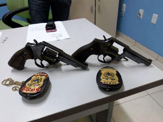 Policial civil acusada de assalto cumprirá prisão domiciliar