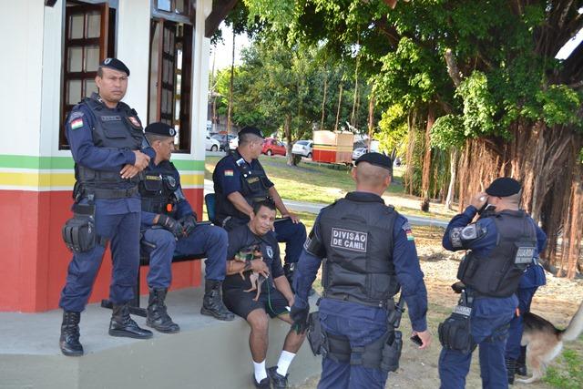 Guarda Municipal de Macapá será armada ainda este ano