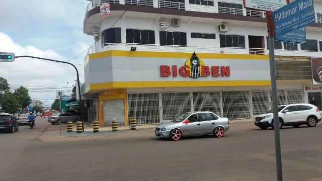 Big Ben encerra atividades no Amapá