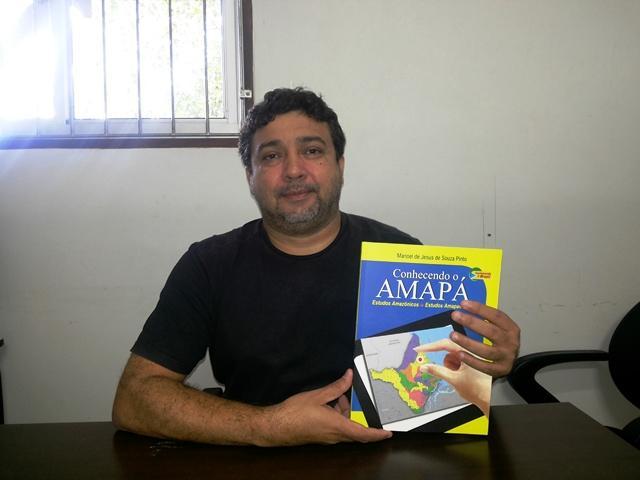 Um livro para conhecer o Amapá