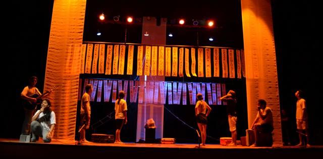 Peça teatral homenageia vítimas do Novo Amapá