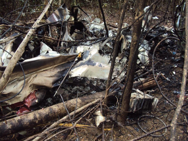 Dalto Martins: relatório aponta pouca experiência do piloto e falha no motor