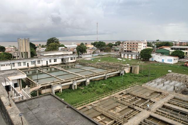 Sistema de abastecimento de água em Macapá será quadruplicado, diz GEA