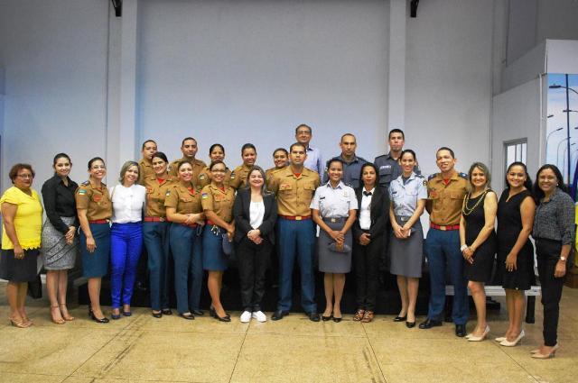 Militares e Seed apresentam gestão compartilhada