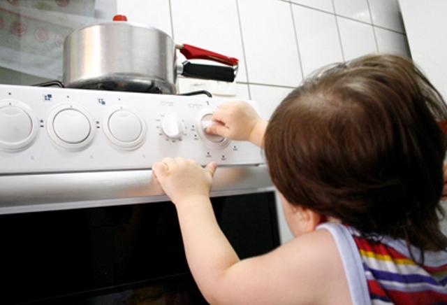Campanha dos Bombeiros alerta para acidentes com crianças
